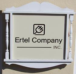 The Ertel Company, Electrical Manufacturers Representative